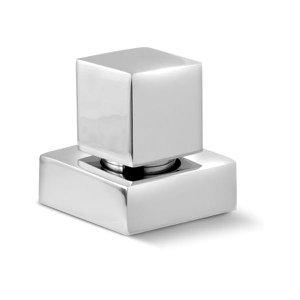 Acabamento Para Registro Pressão Gaveta Quadrado 1.1/2 Metal