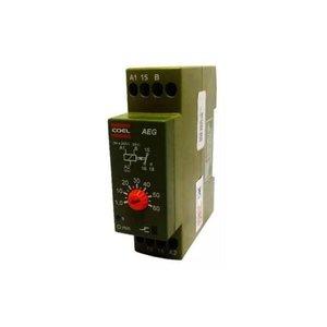 Temporizador Analog. Retardo 60 Seg - Aeg-Ugs-P - 94/242V