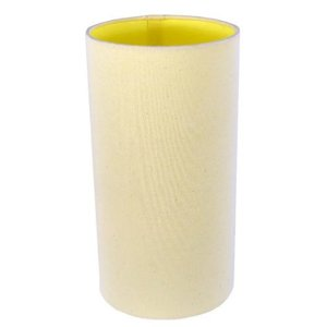 Cúpula Cilindrica Para Abajur Ref 84 - Cúpula Bege