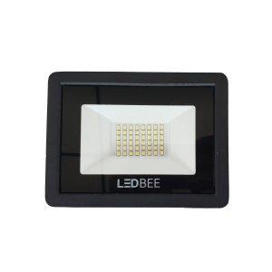 Refletor LED SMD 50W Branco LedBEE