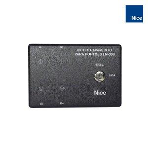 Modulo Para Intertravamento Sem Botões Nice Linear HCS