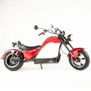 Moto elétrica Mormaii naja r2 bateria lítio 80 cells 60v 20a