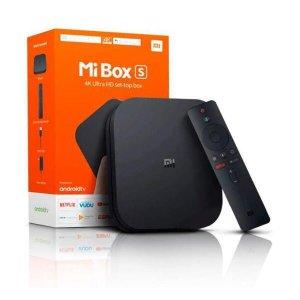 Mi Box S 4K Ultra Hd Set-Top Box 100 % Original