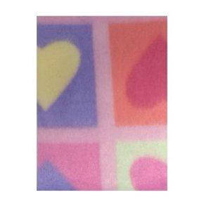 Cobertor de Soft Rosa 50 x 70