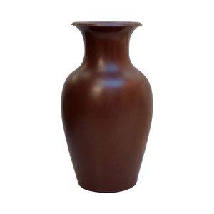 Vaso de Planta Decorativo Estilo Garrafa Egipcio 70x40cm