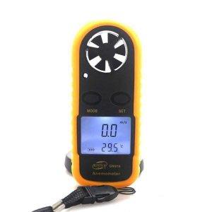 Anemômetro Digital Instrumento Profissional Kp-8016