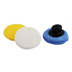 Kit Polimento Com Suporte 3 X 1 Gm