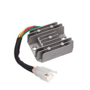 Retificador Regulador Voltagem Condor 12V Cbx 200