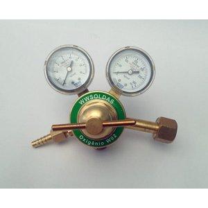 Regulador de pressão de Oxigênio - Wwsoldas