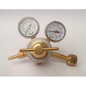 Regulador de pressão de CO2 - WwSoldas