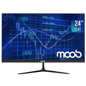 "Monitor LED 24"" Full HD HDMI VGA MOOB"