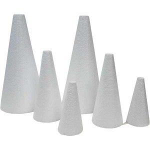 Cone de EPS (isopor) 170MM Base X 360MM Altura C/02