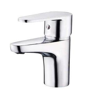 Torneira Banheiro Lavatório Misturador Monocomando Metal Cromado Cuba Volta Baixa C70099 Luuk Young