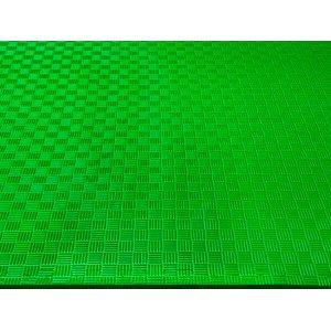 Tatame Tapete Eva 100x100x2cm 1x1 Metro 20mm - Verde
