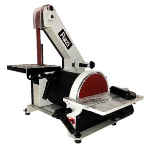 Lixadeira Vertical Fita/Disco RZ-LVCD760 - Razi - 220v