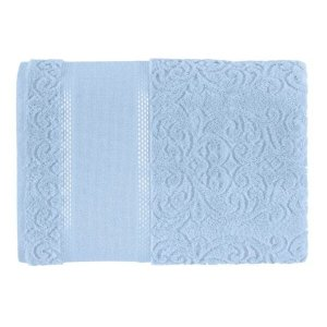 Kit 6 Toalhas de Lavabo Para Bordar Melina 33x50 Karsten - Azul