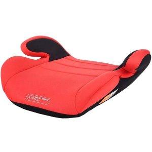 Cadeirinha Assento Bebê Uso Recomendado de 22 a 36kg Safe Booster - Multikids - Vermelho