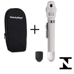 Oftalmoscópio Pocket Led Plus Branco Welch Allyn