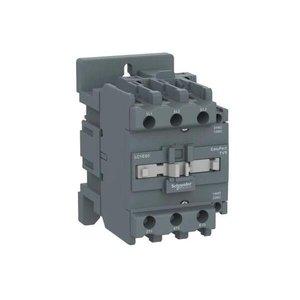 Contator Schneider 40A 220V Tripolar 1Na+1Nf Lc1E40M7
