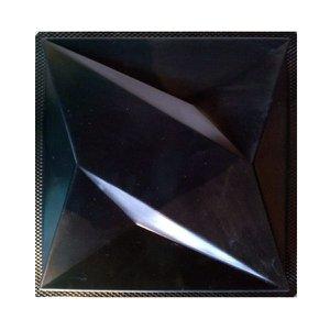 Forma Gesso 3D Preto Abs 2,0Mm Zeus