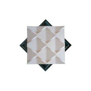 Forma Gesso 3D Abs 2,0Mm Geométrica