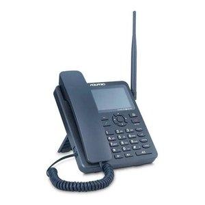 Telefone Celular Fixo Mesa Wifi Ca-42s4g Dual Sim 7 Bandas Aquario