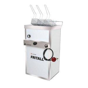 Fritador Fritadeira Gás 26 Lts Água e Óleo FAOAP30 - Venâncio