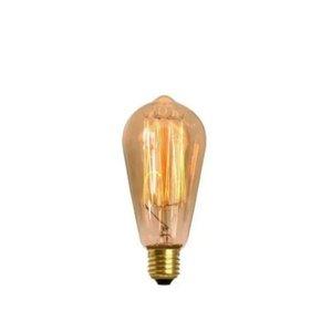 Lâmpada Retrô FIlamento Carbono BCF-ST64 40W 110V BQ