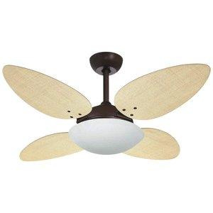 Ventilador de Teto Corten VR42 Pétalo Palmae Volare
