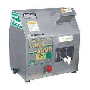 Engenho / Garapeira / Moenda Cana Shop 60 Rolo Inox 220V Maqtron