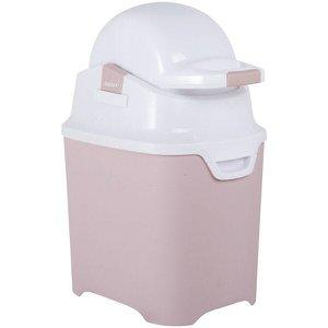 lixeira OdoCare one - Anti Odor para 40 Fraldas - Rosa