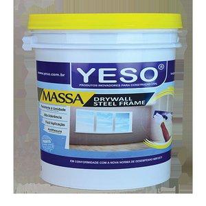 Massa drywall standard