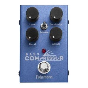 Pedal De Efeito Para Baixo Bass Compressor Fuhrmann Bc10