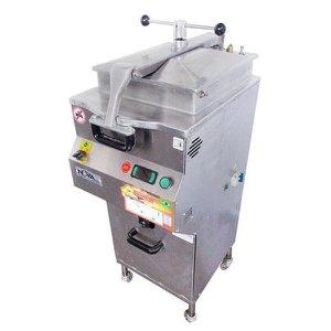 Fritadeira de Frango a Pressão 4K NovaInd 220V