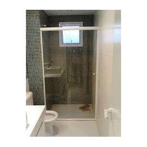Box de Vidro para Banheiro 1,90x1,40m 8mm