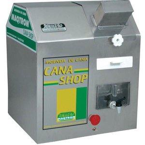 MOENDA DE CANA MAQTRON CANA SHOP 60 ELETRICA 1/2 CV INOX 220V