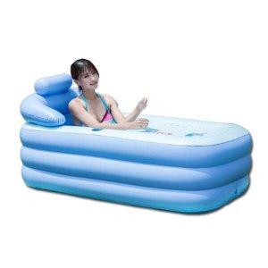 Banheira spa portatil inflavel termica piscina quente banheira pvc viagem e casa