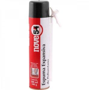 Espuma expansiva de poliuretano 500 ml/340 g Nove54