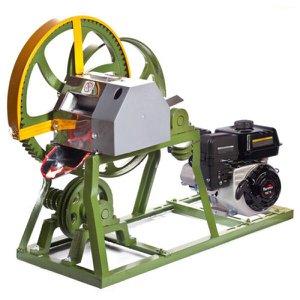 Moenda / Garapeira / Engenho de Cana B200 Ferro Motor Gasolina Botini
