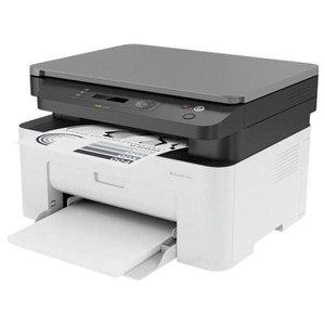 Impressora Multifuncional HP Laser 135w Mono - Preto e Branco USB WIFI