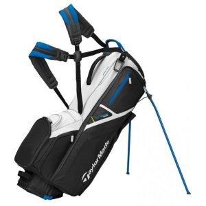 Bolsa para Golfe TaylorMade FlexTech Stand Bag Drive N7829301 - Branco/Preto