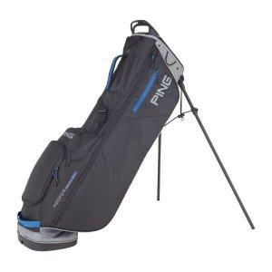 Bolsa de Golfe Ping Hoofer Craz-E Lite 34735-103 Preto/Cinza/Azul