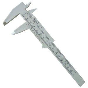 Paquímetro 6 150mm Plastico Promoção - Marca Starfer