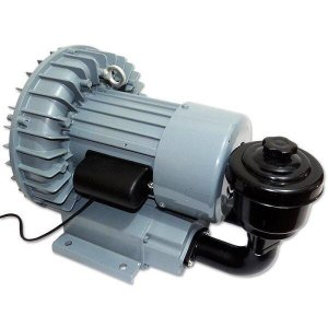 Compressor De Ar Turbina Gf-370 Soprador 620L/Min 240V