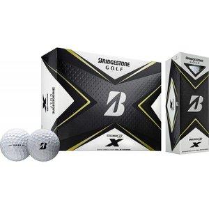 Bola de Golfe Bridgestone Tour B X (12 Unidades)