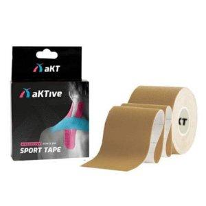 AKTive Sport Tape Kinesiology - Bege