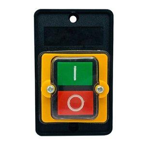 Botão Liga Desliga Emergência Chave On Off Operação