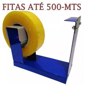 Suporte Fita Larga Transparente 500 Metros
