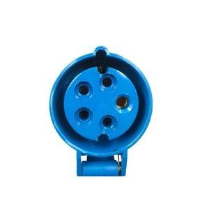 Acoplamento Industrial Az 16a 3p+t+n 5059 220/240v IP44 9h (Steck) Soprano