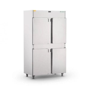 Geladeira Comercial Câmara 4 Portas Plus Resfriados MC4PP - Refrimate 220V